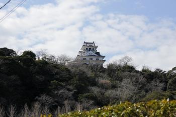 館山城博物館
