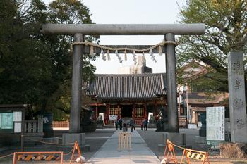 お宮参りで人気の浅草神社
